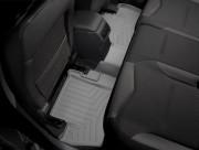Citroen C4 2014-2016 - Коврики резиновые с бортиком, задние, серые (WeatherTech) фото, цена