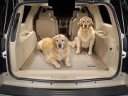 Citroen C4 2014-2016 - Коврик резиновый в багажник, бежевый (WeatherTech) фото, цена