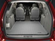 Citroen C4 2014-2016 - Коврик резиновый в багажник, серый (WeatherTech) фото, цена