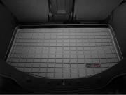 Fiat Idea 2010-2015 - Коврик резиновый в багажник, черный (WeatherTech) фото, цена