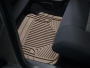 Jeep Liberty 2008-2013 - Коврики резиновые, задние, бежевые (WeatherTech) фото, цена