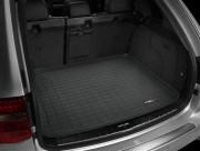 Porsche Cayenne 2003-2010 - Коврик резиновый в багажник,черный (WeatherTech) фото, цена