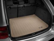 Porsche Cayenne 2003-2010 - Коврик резиновый в багажник, бежевый (WeatherTech) фото, цена