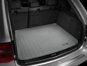 Porsche Cayenne 2003-2010 - Коврик резиновый в багажник, серый (WeatherTech) фото, цена