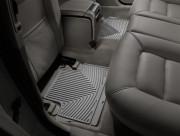 Volvo S60/S80 2010-2015 - Коврики резиновые, задние, серые (WeatherTech) фото, цена