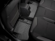 Citroen DS4 2014-2016 - Коврики резиновые с бортиком, задние, черные (WeatherTech) фото, цена