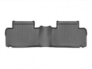Ford S-Max 2007-2019 - Коврики резиновые с бортиком, задние, черные. (WeatherTech) фото, цена