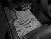 Porsche Cayenne 2003-2010 - Коврики резиновые, передние, серые (WeatherTech) фото, цена