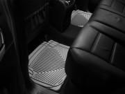 Porsche Cayenne 2003-2010 - Коврики резиновые, задние, серые (WeatherTech) фото, цена