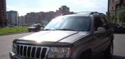 Jeep Grand Cherokee 1999-2005 - Дефлектор капота (мухобойка) темный (EGR) фото, цена