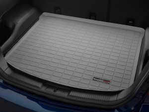 Opel Antara 2006-2014 - Коврик резиновый в багажник, серый (WeatherTech) фото, цена