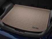 Chevrolet Captiva 2006-2014 - Коврик резиновый в багажник, бежевый. (WeatherTech) фото, цена