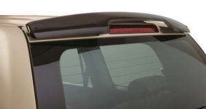 Toyota Land Cruiser Prado 2003-2008 - Дефлектор заднего стекла. (EGR) фото, цена