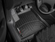 Peugeot 3008 2009-2016 - Коврики резиновые с бортиком, передние, черные (WeatherTech) фото, цена