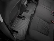 Peugeot 3008 2009-2016 - Коврики резиновые с бортиком, задние, черные (WeatherTech) фото, цена