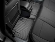 Peugeot 508 2010-2016 - Коврики резиновые с бортиком, задние, черные (WeatherTech) фото, цена