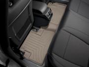 Peugeot 508 2010-2016 - Коврики резиновые с бортиком, задние, бежевые (WeatherTech) фото, цена