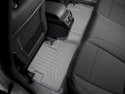Peugeot 508 2010-2016 - Коврики резиновые с бортиком, задние, серые (WeatherTech) фото, цена