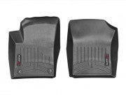 Seat Mii 2011-2014 - Коврики резиновые с бортиком,передние, черные (WeatherTech) фото, цена