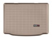 Seat Mii 2011-2014 - Коврик резиновый в багажник, бежевый (WeatherTech) фото, цена