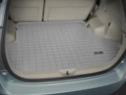 Toyota Prius 2012-2013 - Коврик резиновый в багажник, серый (WeatherTech) фото, цена