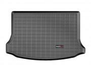 Volvo S40/V40 2012-2014 - Коврик резиновый в багажник, черный (WeatherTech) фото, цена