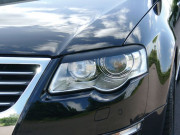 Volkswagen Passat 2005-2010 - Реснички на фары  к-т 2 шт фото, цена