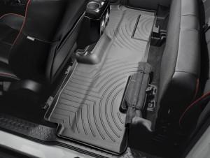 Ford F-150 2009-2019 - Коврик резиновый сплошной с бортиком, задний, черный. (WeatherTech) фото, цена