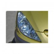 Peugeot 307 2002-2008 - Защита передних фар прозрачная. (EGR)  фото, цена