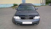 Audi A6 1997-2004 - Дефлектор капота (мухобойка). (VIP Tuning) фото, цена