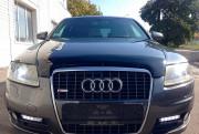 Audi A6 2006-2011 - Дефлектор капота (мухобойка). (VIP Tuning) фото, цена