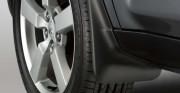 Mitsubishi Outlander 2007-2010 - Брызговики передние, к-т 2 шт. (Mitsubishi) фото, цена