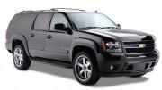 Chevrolet Suburban 2007-2014 - Расширители колесных арок, к-т 4 шт (Bushwacker)OE Style фото, цена