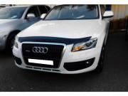 Audi Q5 2009-2015 - Дефлектор капота (мухобойка). (SIM) фото, цена