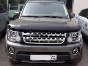 Land Rover Discovery 2009-2013 - Дефлектор капота (мухобойка), темный. (SIM) фото, цена