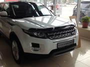 Land Rover Evoque 2011-2015 - Дефлектор капота (мухобойка), темный. (SIM) фото, цена