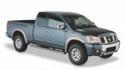 Nissan Titan 2004-2015 - Расширители колесных арок, к-т 4 шт (Bushwacker) фото, цена