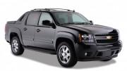 Chevrolet Avalanche 2007-2013 - Расширители колесных арок, к-т 4 шт (Bushwacker) OE Style. фото, цена