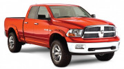 Dodge Ram 2009-2015 - Расширители колесных арок, к-т 4 шт (Bushwacker) Pocket Style фото, цена