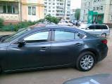 Спойлер для Mazda 6 wagon
