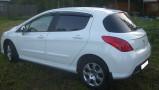Защита фар для Peugeot 308