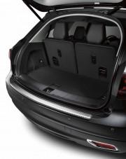 Acura MDX 2014-2016 - Накладка заднего бампера , хромированная (Acura) фото, цена