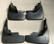 Mercedes-Benz ML 2008-2012 - Брызговики, к-т 4 шт. AVTM фото, цена