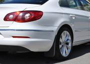 Volkswagen Passat CC 2008-2011 - Брызговики задние, к-т 2 шт. VAG фото, цена