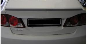 Honda Civic 2006-2010 - Лип спойлер на крышку багажника (UA)   фото, цена