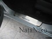 Daihatsu Terios 2008-2010 - Порожки внутренние к-т 4шт фото, цена