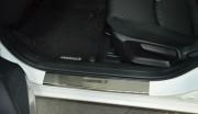 Mazda 3 2013-2015 - Порожки внутренние к-т 4 шт. (НатаНико) фото, цена