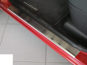 Nissan Micra 2005-2010 - Порожки внутренние к-т 4шт фото, цена