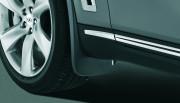 Infiniti QX70 2013-2015 - Брызговики передние к-т 2 шт. (Infiniti) фото, цена