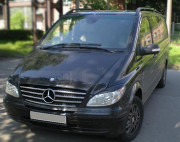Mercedes-Benz Vito/Viano 2003-2015 - Реснички на фары, комплект 2 штуки, (UA) фото, цена